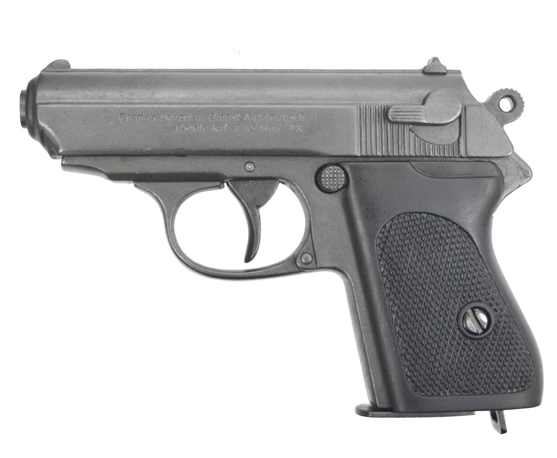 Макет пистолета Denix D7/1277 Walter PPK (ММГ)