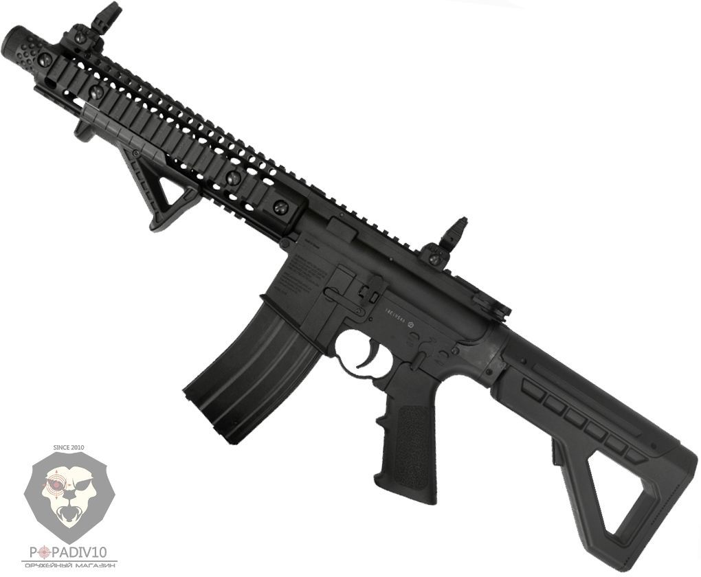Пневматическая винтовка Crosman DPMS SBR Full Auto