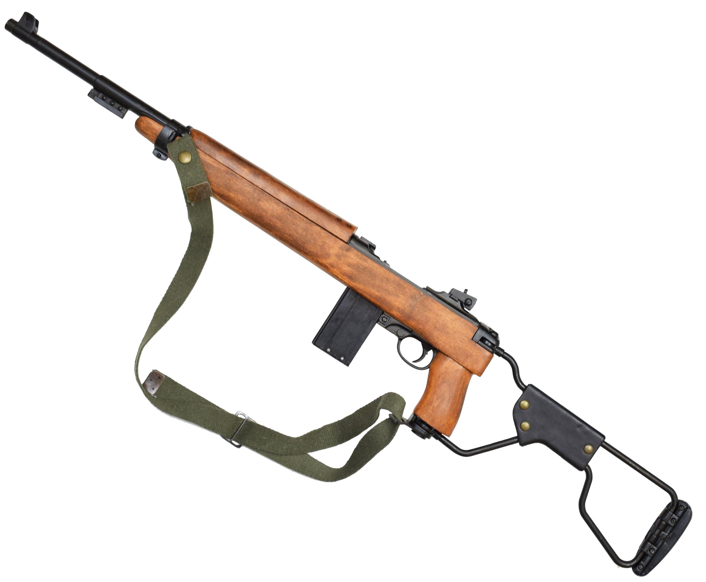 Макет карабинаDenix D7/1132C M1A1(ММГ, с ремнем)
