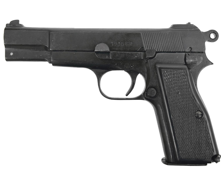 Макет пистолета Denix D7/1235 Browning (ММГ, Браунинг)