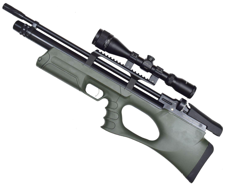 Винтовка пневматическая Kral Puncher Breaker 3 Army Green PCP (4.5 мм)