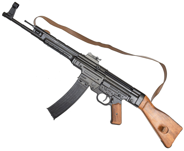 Макет автомата Sturmgewehr 44 Denix D7/1125C STG-44 (ММГ, ремень)
