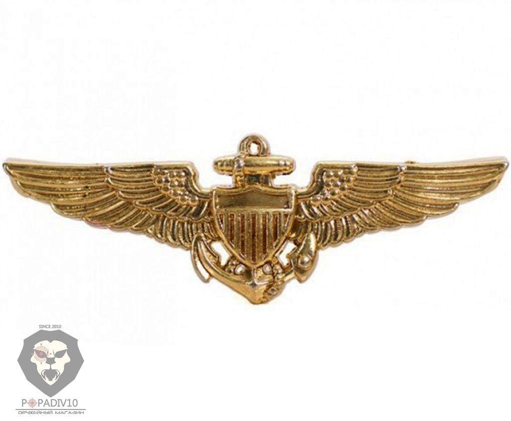 Знак Navy Pilot Wings Denix D7/151