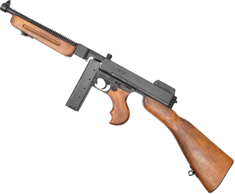Макет автомата Thompson M1 Denix D7/1093 (ММГ)