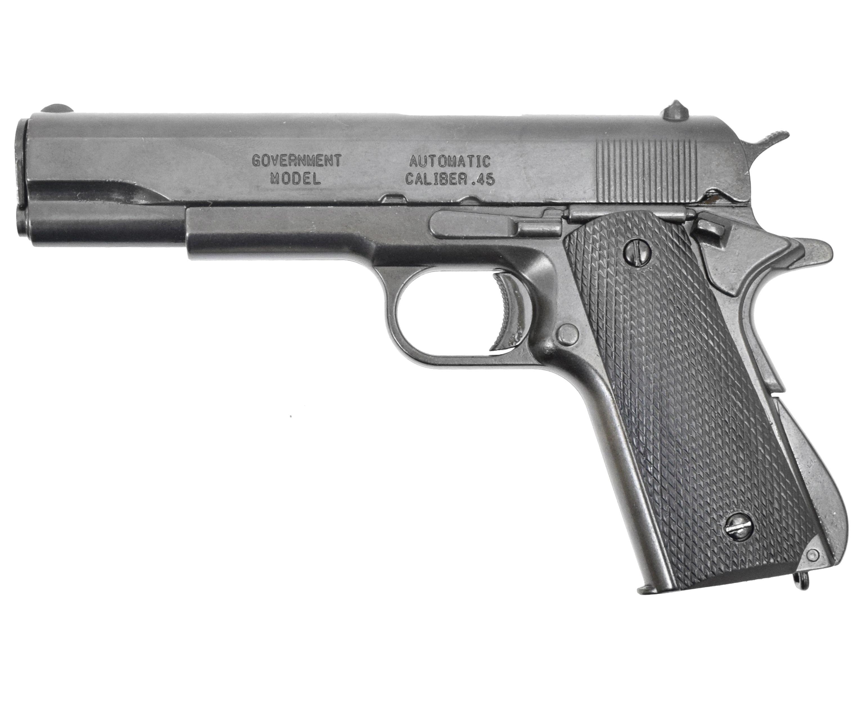 Макет пистолета Denix D7/1316 Colt 1911A1 (ММГ, Кольт)