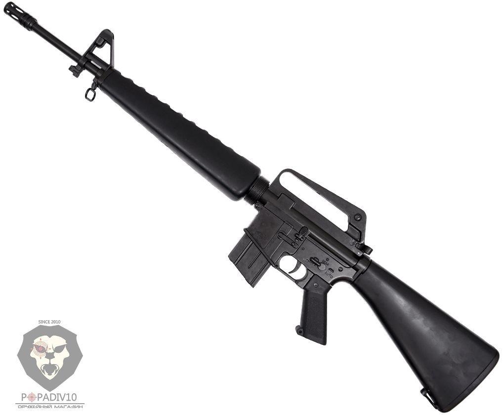 Макет штурмовой винтовки Denix D7/1133 M16A1 (ММГ, М16)