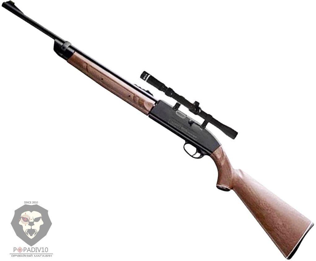 Пневматическая винтовка Crosman 2100 B (прицел 3-7x20)