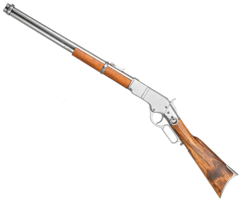 Макет винтовки Winchester 1866 Denix D7/1140G (ММГ, Винчестер, сталь)