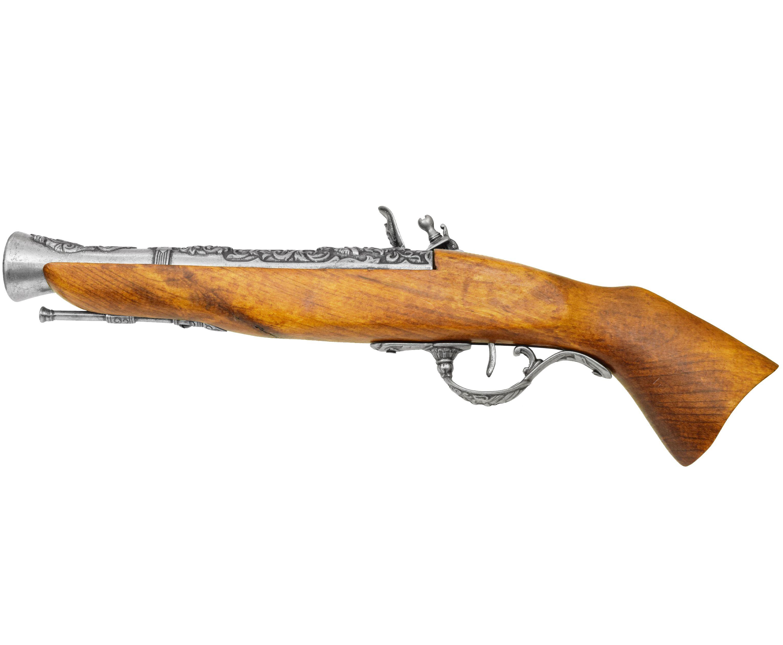 Макет мушкета кремниевого Denix D7/1231G (ММГ, сталь)