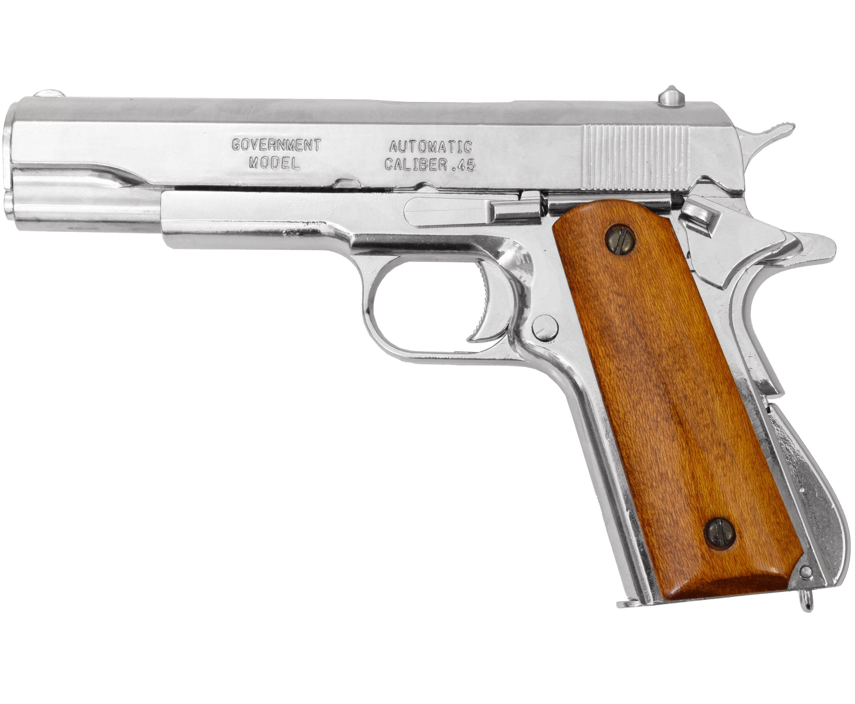 Макет пистолета Denix D7/6312 Colt 1911A1 (ММГ, Кольт)