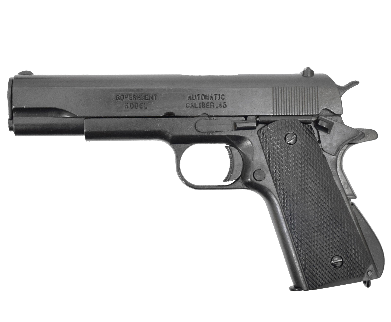 Макет пистолета Denix D7/1312 Colt 1911A1 (ММГ, Кольт)