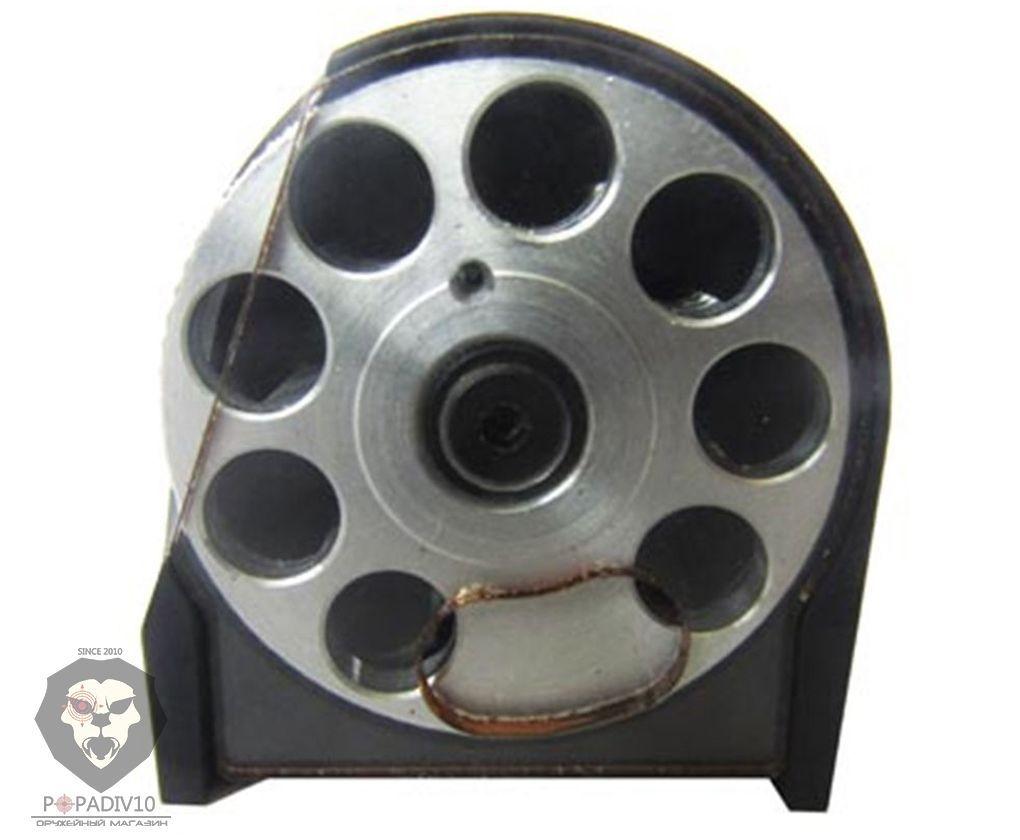 Магазин барабанного типа Jager (6.35 мм, 8 пуль)