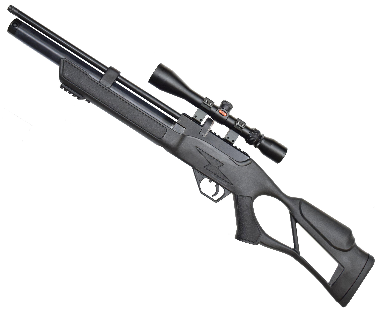Пневматическая винтовка Hatsan Flash (PCP, 6.35 мм)