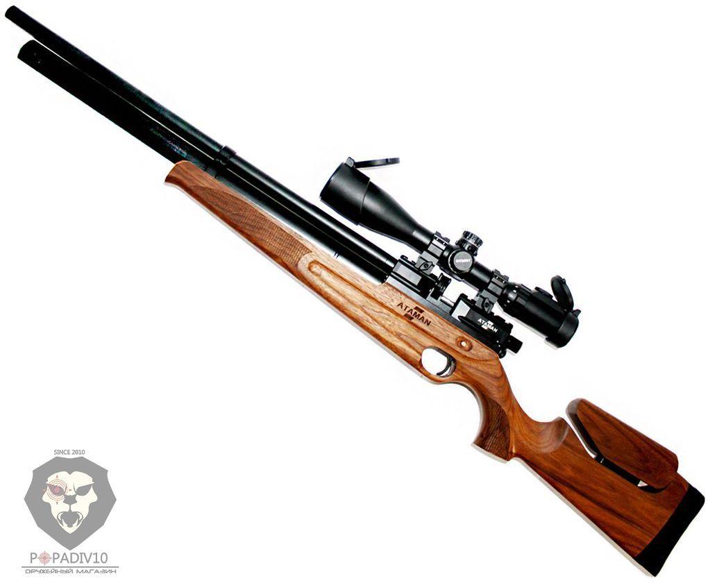 Пневматическая винтовка Ataman M2R Карабин 116/RB (PCP, 6.35 мм)