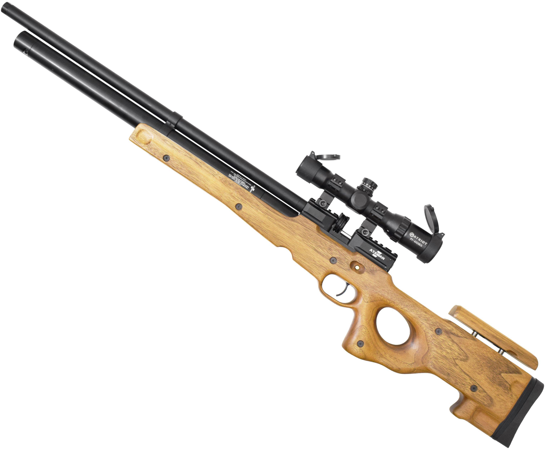 Пневматическая винтовка Ataman M2R Tactical Carbine Type 2 316/RB SL (6.35 мм, дерево, PCP)