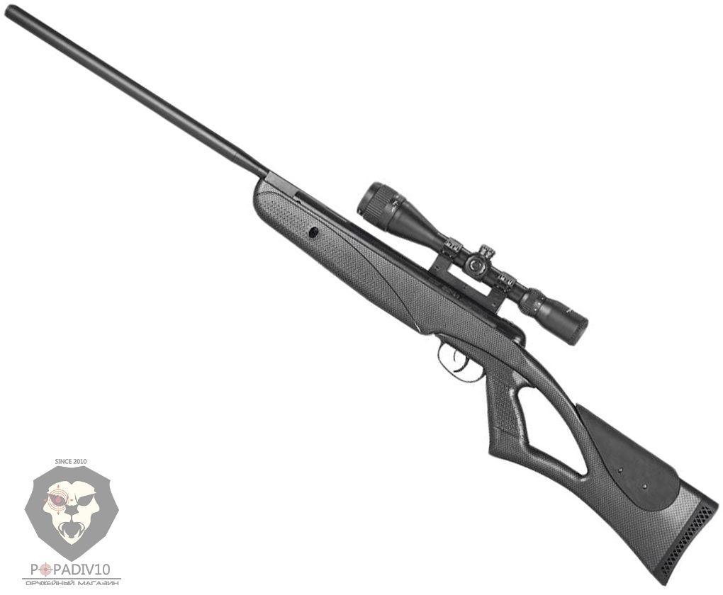 Пневматическая винтовка Crosman Rem NPSS 8-RNP77XM (прицел 3-9х40)