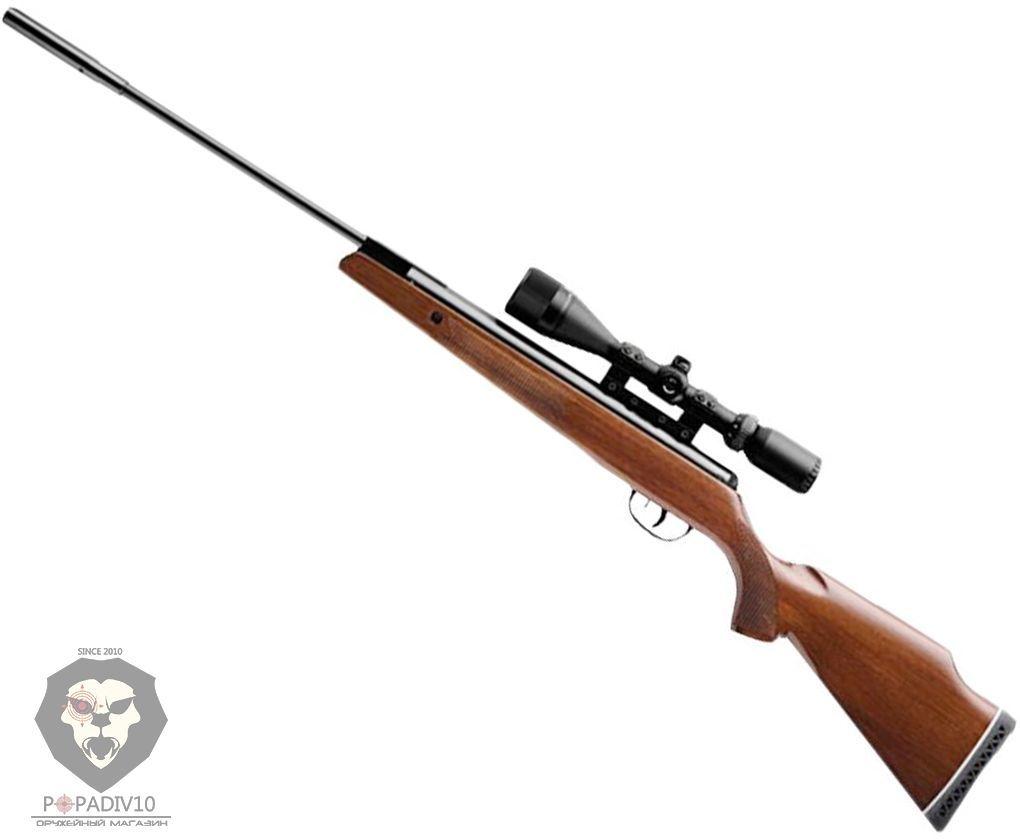 Пневматическая винтовка Crosman Rem Summit RW1K77X (прицел 3-9х40)