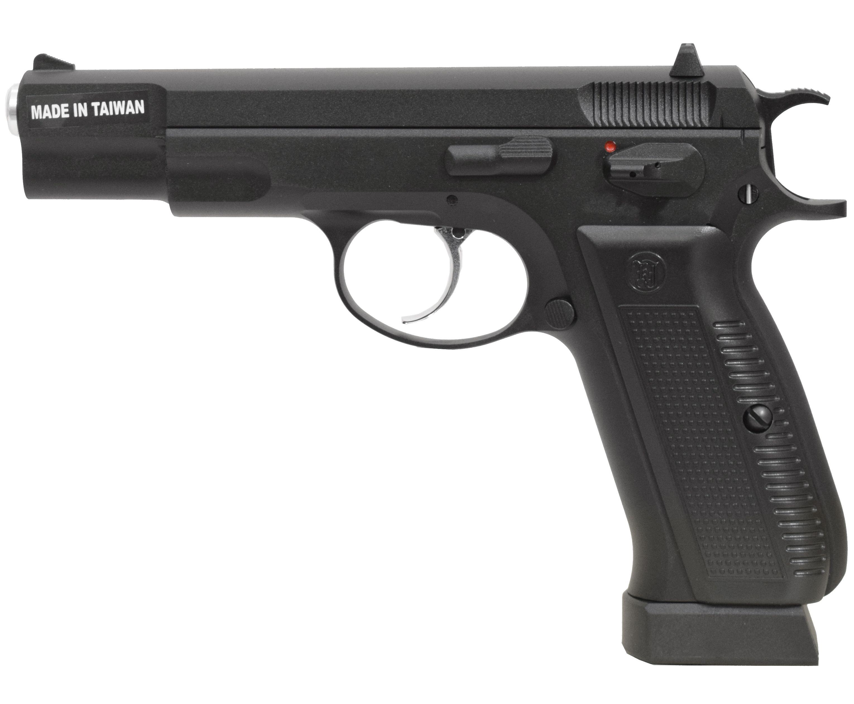 Страйкбольный пистолет KJW CZ 75 (CO2)