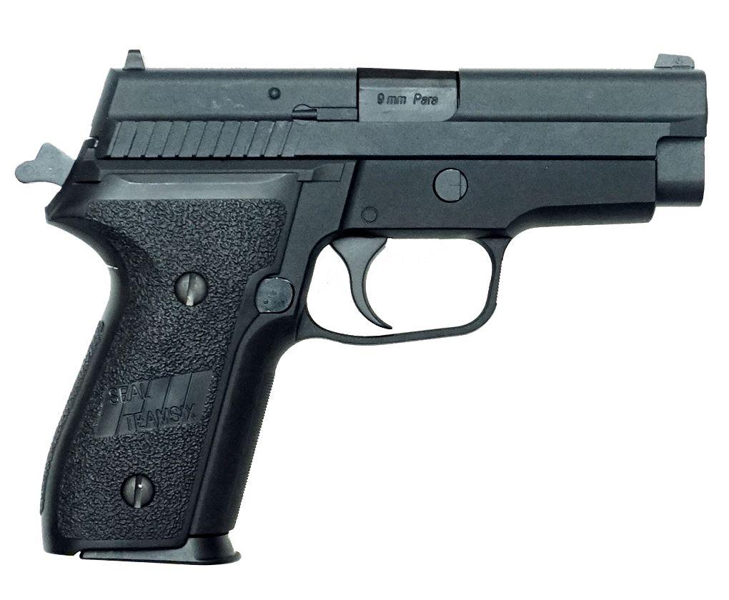 Страйкбольный пистолет WE Sig Sauer P229 (Green gas)