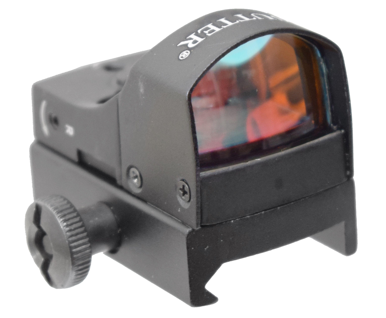 Коллиматорный прицел Sutter 1x16x23 (BH-KST01, Weaver)