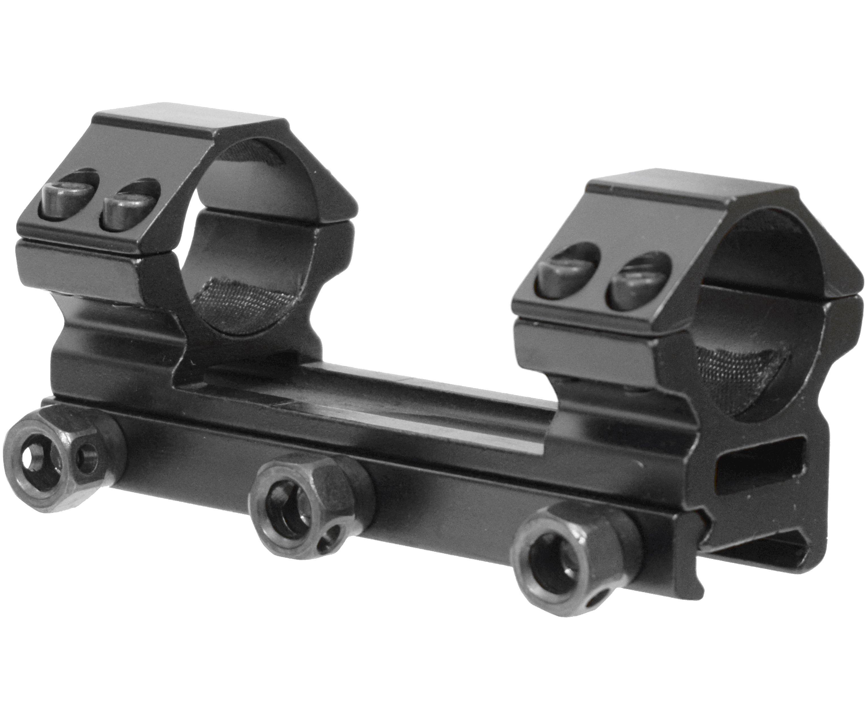 Крепление-моноблок Patriot BH-MS10 (Weaver, 25.4 мм)