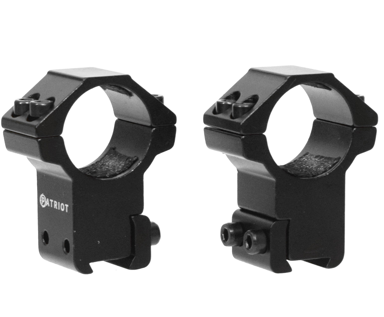 Кольца Patriot BH-RSL25/21 (Ласточкин хвост 11 мм, 25.4 мм)