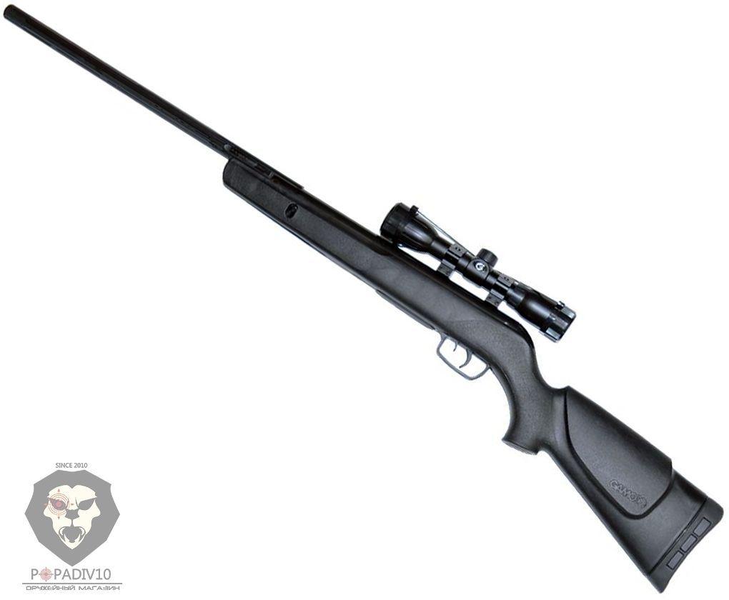 Пневматическая винтовка Gamo Big Cat 1250 (прицел Gamo LC 4x32 WR)