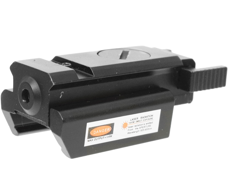 Лазерный целеуказатель Patriot BH-LGR02 (Weaver, красный)
