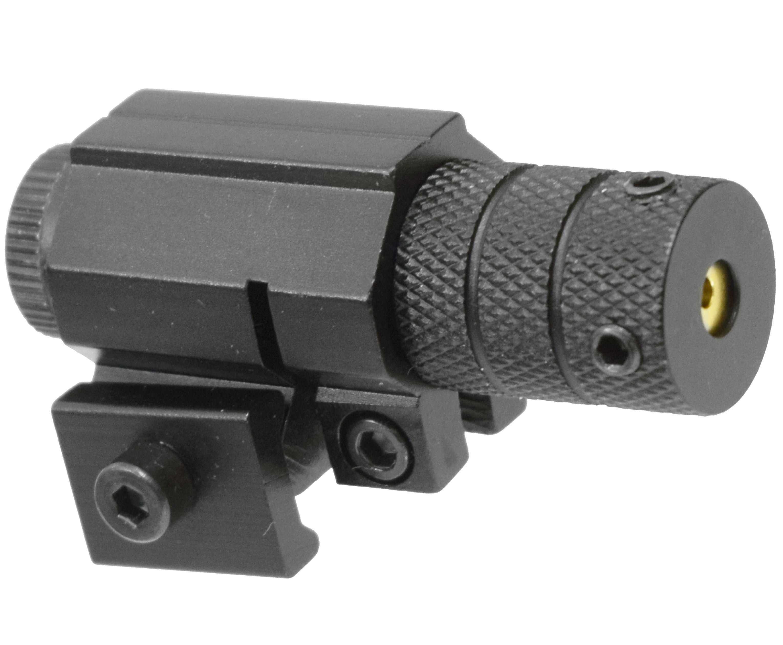 Лазерный целеуказатель Patriot BH-LGR04 (Weaver, красный)