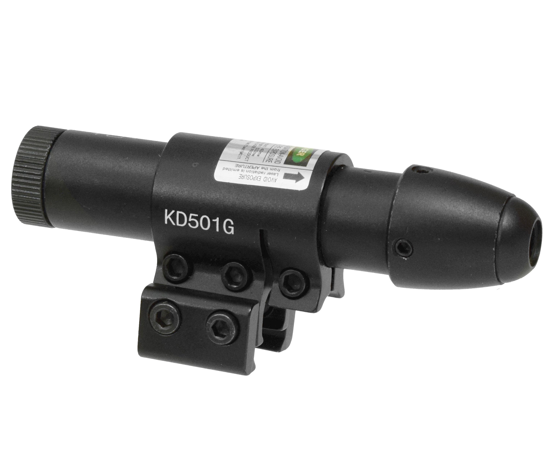 Лазерный целеуказатель Patriot BH-LG02 (Weaver, зеленый, подствольный)