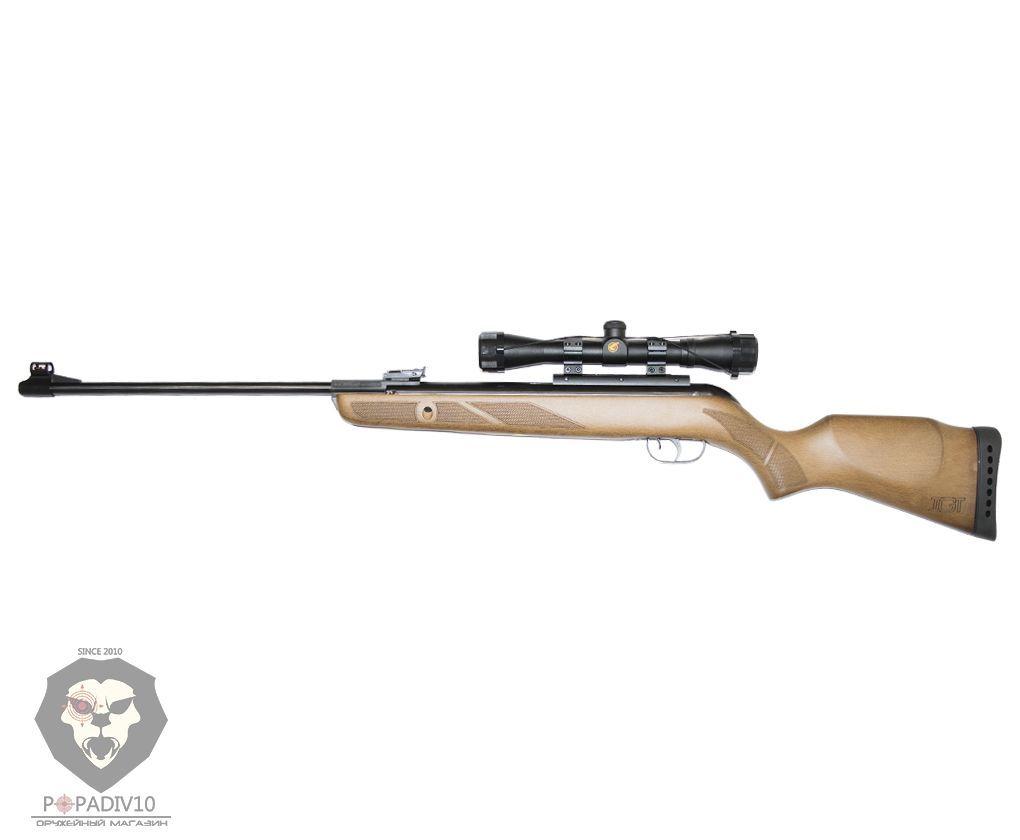 Пневматическая винтовка Gamo Hunter 440 IGT Combo (прицел 4х32)