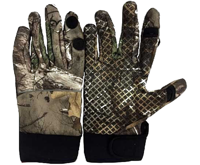 Перчатки Patriot BH-GL00 (Откидные пальцы, камыш)