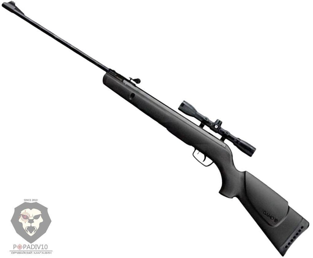 Пневматическая винтовка Gamo Shadow 1000 Combo (прицел 4х32)