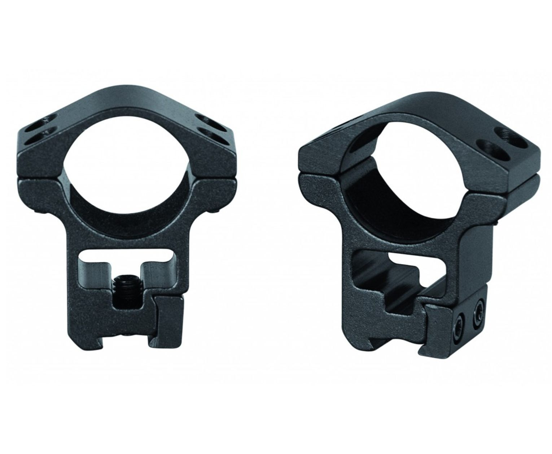 Кольца с упором Gamo TS – 250 25.4 мм High