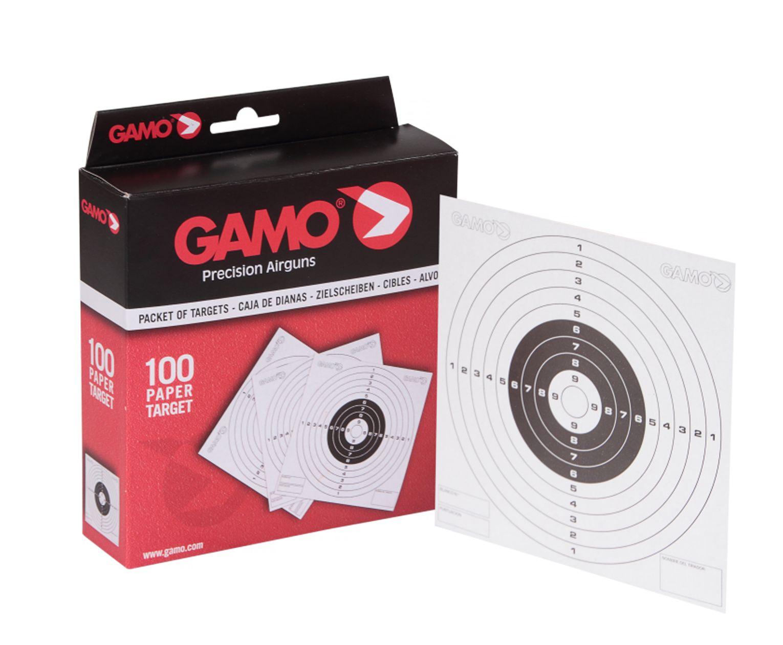 Бумажная мишень Gamo 100 шт
