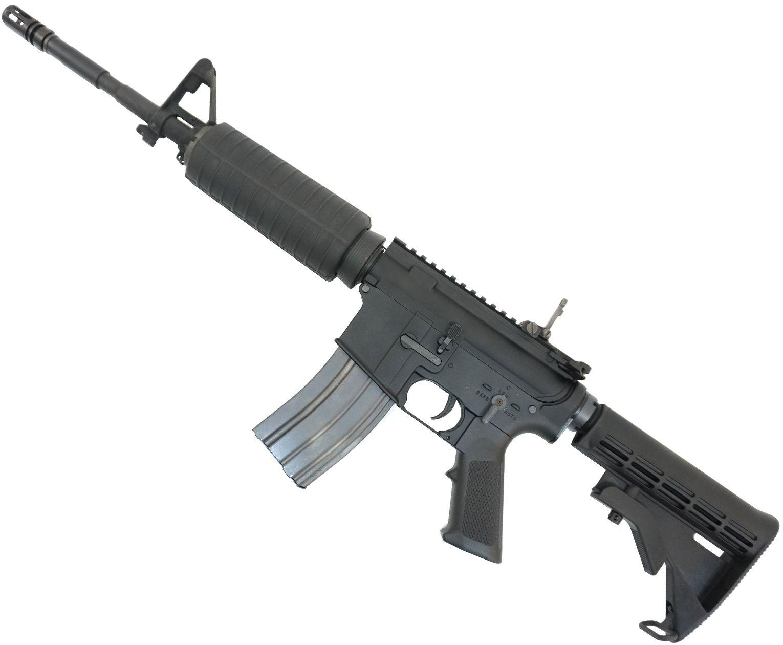 Страйкбольный автомат E&L M4A1 Elite  EL-A140E (6 мм, телескопический приклад)