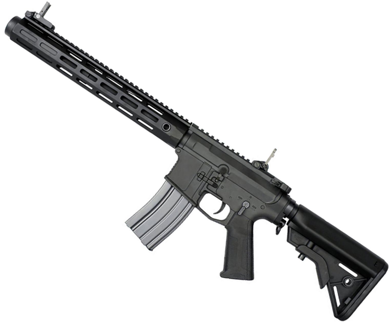 Страйкбольный автомат E&L M4 Custom Carbine Platinum EL-A146 (6 мм, телескопический приклад)