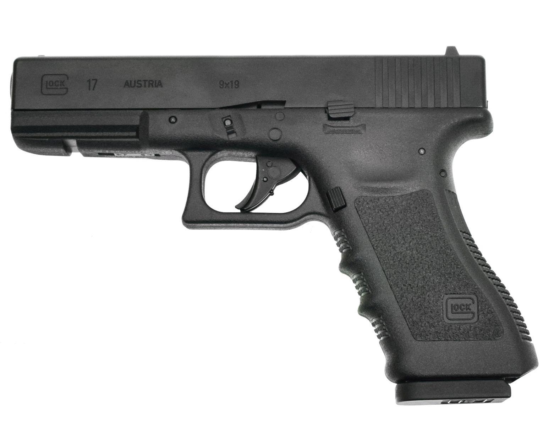 Пневматический пистолет Umarex Glock 17 (4.5 мм)