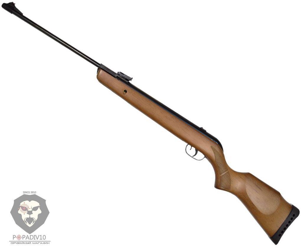 Пневматическая винтовка Gamo Big Cat Hunter (3 Дж, дерево)