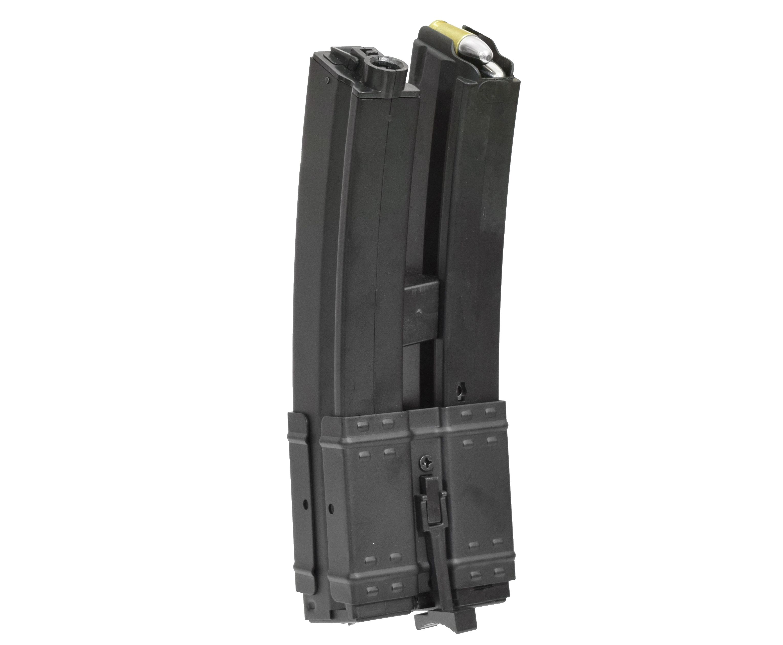 Магазин бункерный A&K Sound Control 22A (6 мм, MP5, страйкбол)