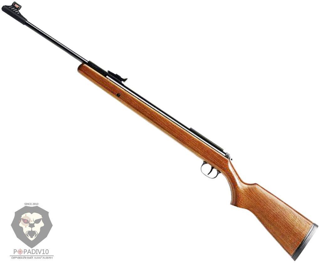 Пневматическая винтовка Diana 350 Magnum Classic Compact (4.5 мм, дерево)