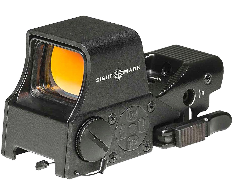 Коллиматорный прицел Sightmark Ultra Shot M-Spec NV (SM26005, Weaver)