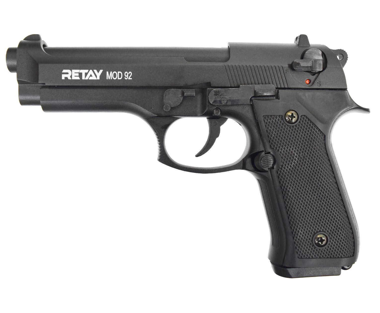 Охолощенный пистолет Retay Mod 92 Beretta