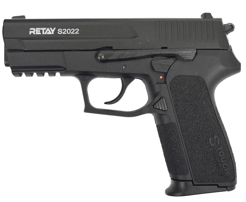 Охолощенный пистолет Retay S2022 (Sig Sauer 2022, black)