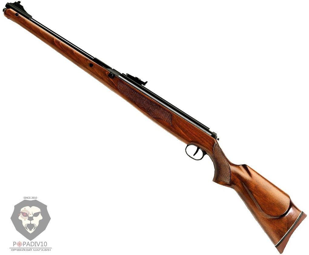 Пневматическая винтовка Diana 46 Stutzen (4.5 мм, дерево)