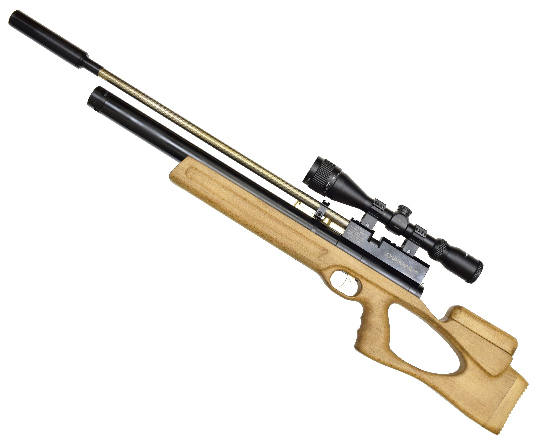 Пневматическая винтовка Дубрава Чекан Карабин 7.62 мм V3 (550 мм, Бук)