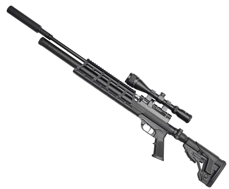 Пневматическая винтовка Jager SP Карабин (5.5 мм, 550 мм, металлическая, складной приклад)