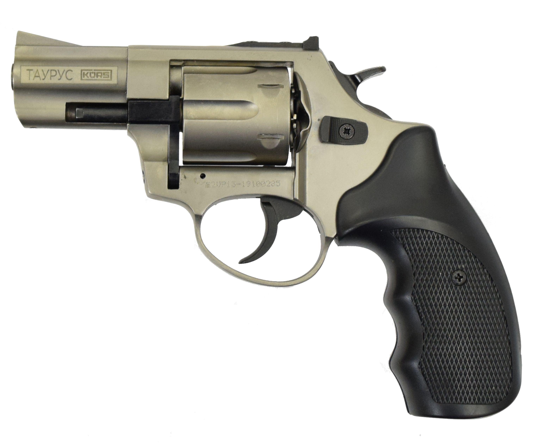 Охолощенный револьвер Таурус СО (Курс-С, Фумо, 10ТК)