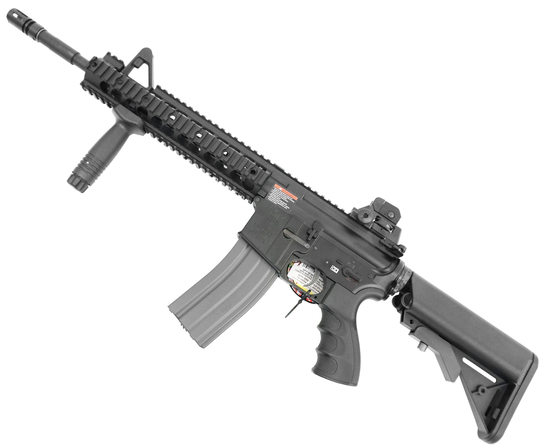 Страйкбольный автомат G&G TR15 Raider XL (6.0 мм, TGR-015-RXL-BBB-NCM)