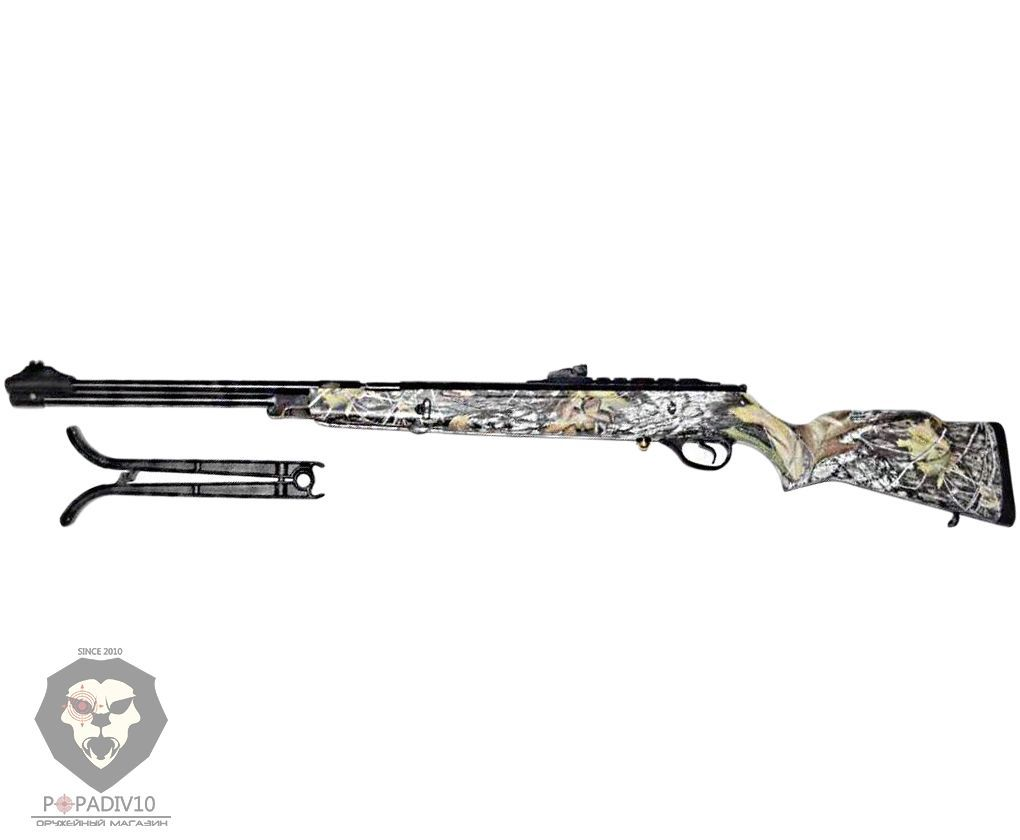 Пневматическая винтовка Hatsan 105 Camo TR